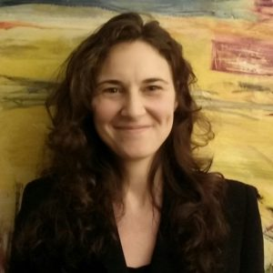 Portrait of Joanna Lehrer
