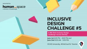 Inclusive Design Challenge Showcase: Access Density