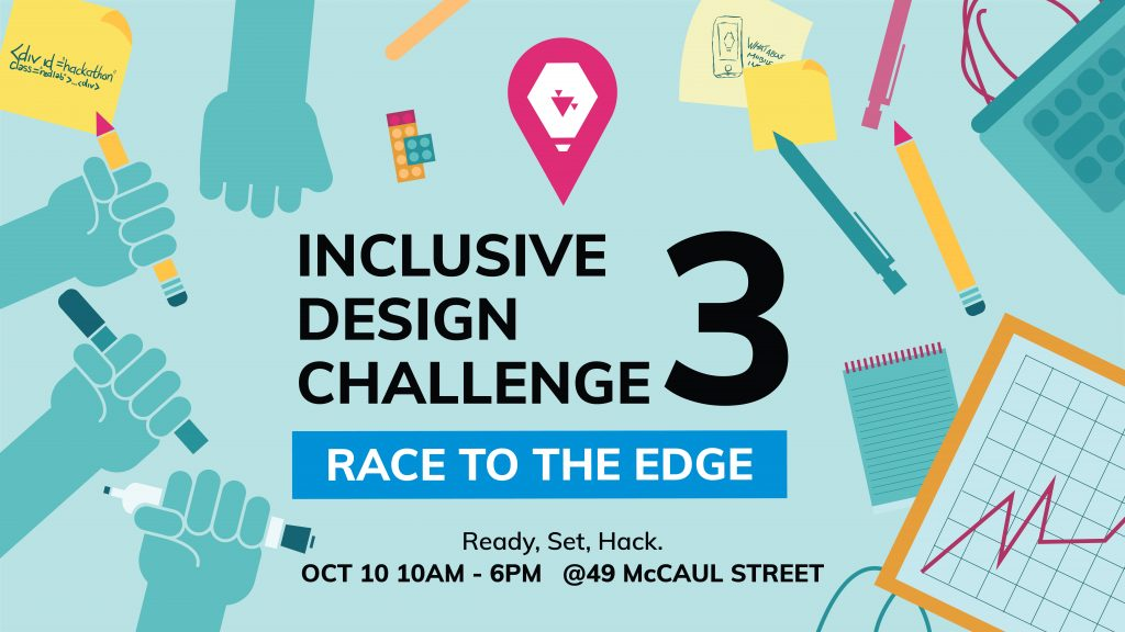 Inclusive Design Challenge 3: Race to the Edge