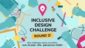 Inclusive Design Challenge with IDRC