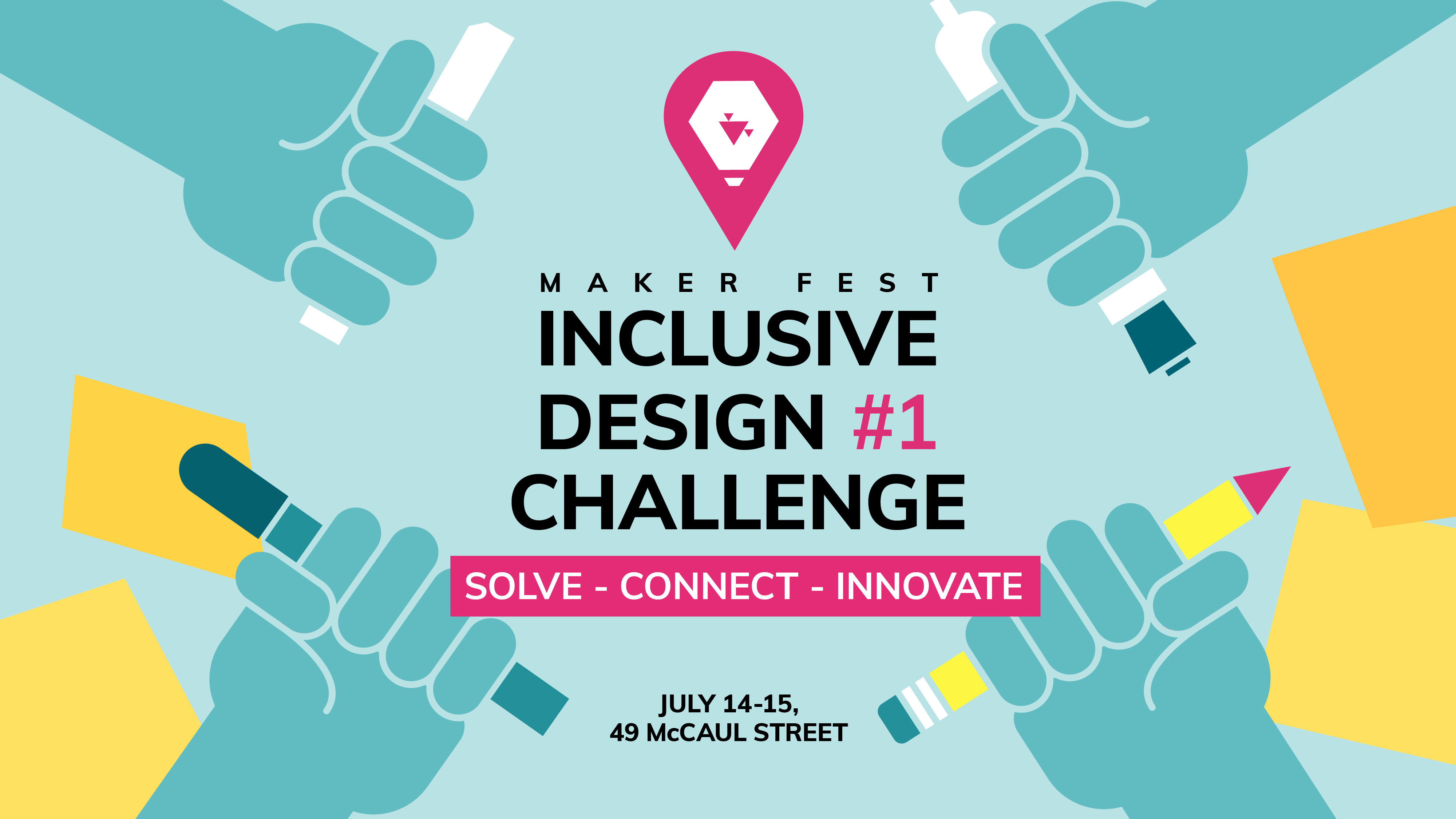 Inclusive Design Challenge with MakerFest
